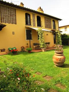 Farmhouse Rental in Tuscany, Castelfiorentino - Casa Fascinante