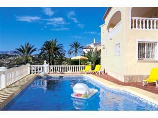 Moraira Spain Vacation Rentals - Villa