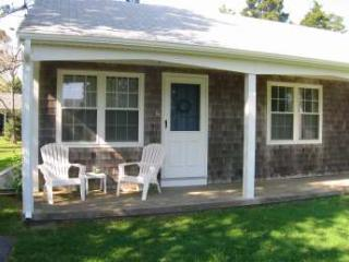 Front of cottage (duplex)