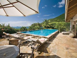 Mahoe Bay British Virgin Islands Vacation Rentals - Villa