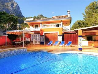 Calpe Spain Vacation Rentals - Villa