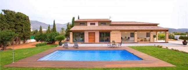 Jalon Spain Vacation Rentals - Villa