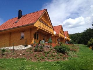 Vacation House in Bad Sachsa - 1023 sqft, comfortable, leisurely, log-cabin (# 3625) #3625