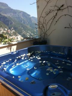 Luxury Positano Villa with Beautiful Views - Villa Magnifica