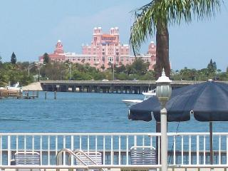 Don Cesar from the Pool Area
