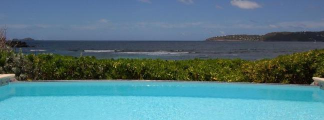 Anse Des Cayes Saint Barthelemy Vacation Rentals - Villa