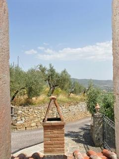 Accommodation Cortona Tuscany - Casa Chiana