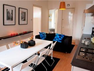 Livingroom The Ivory apartment Amsterdam