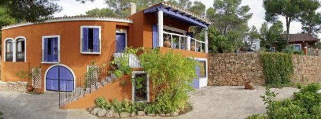 6 bedroom Villa in Cala Vadella, Islas Baleares, Ibiza : ref 2133395