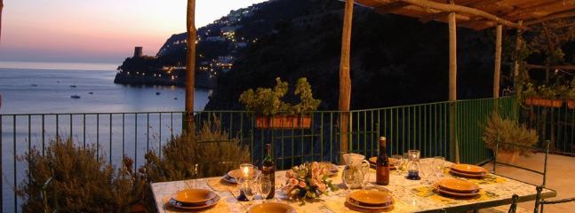 3 bedroom Villa in Praiano, Praiano, Amalfi Coast, Italy : ref 2230257