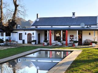 Franschhoek South Africa Vacation Rentals - Villa