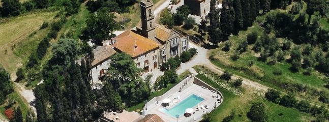 Castel San Gimignano Italy Vacation Rentals - Villa