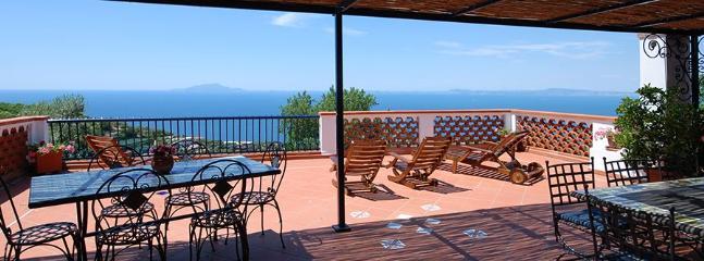 Massa Lubrense Italy Vacation Rentals - Villa