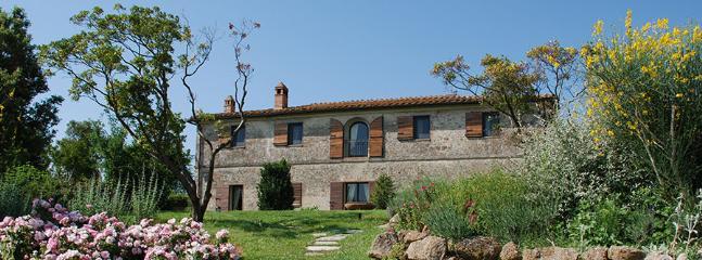 9 bedroom Villa in Monteroni D Arbia, Siena Area, Tuscany, Italy : ref 2230275