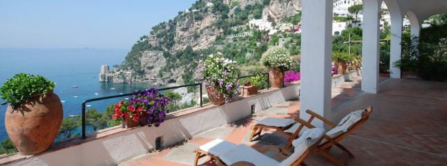 3 bedroom Villa in Positano, Positano, Amalfi Coast, Italy : ref 2230372