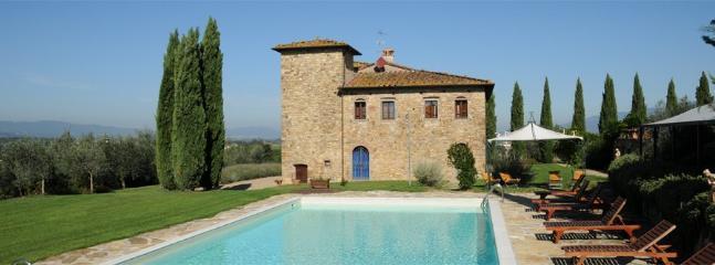 Poggiarello Italy Vacation Rentals - Villa