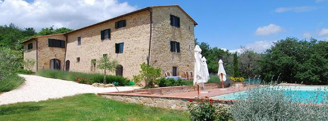 5 bedroom Villa in Casole D Elsa, Siena Area, Tuscany, Italy : ref 2230521