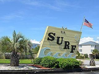 Surf Entrance