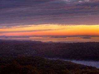 View Of Sunrise