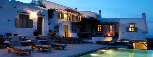 Tourlos Greece Vacation Rentals - Villa