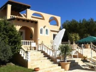 Cala Tarida Spain Vacation Rentals - Villa