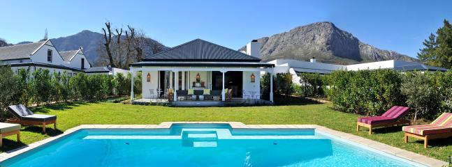 Franschhoek South Africa Vacation Rentals - Villa