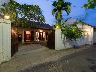 Ambassador's House - Entrance at night