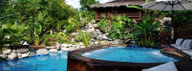 Villa Sur Mer Lagoon Cottage-Negril3BR