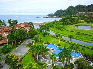 View of Los Sueños Resort and Condo.