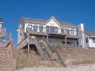 Oceanfront View of Home