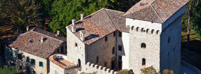Gubbio Italy Vacation Rentals - Villa
