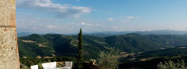 Monte Santa Maria Tiberina Italy Vacation Rentals - Villa