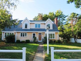 Exterior view from front-22 Bassetts Lane West Harwich New England Vacation Rentals Cape Cod