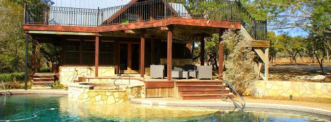 Ranch at Wimberley – Pool Lodge