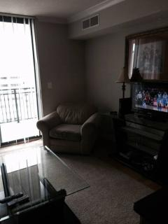 FULLY FURNISHED, CLEAN AND SPACIOUS 2 BEDROOM, 2 BATHROOM APARTMENT