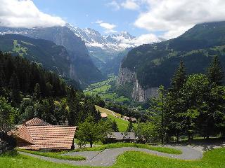 Wengen Switzerland Vacation Rentals - Villa