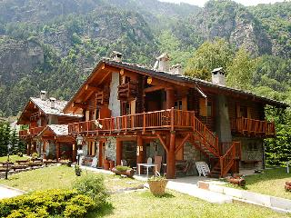 Antey Saint Andre Italy Vacation Rentals - Apartment