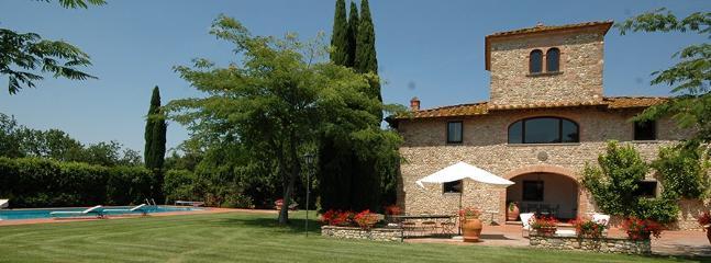5 bedroom Villa in San Casciano In Val Di Pesa, Firenze Area, Tuscany, Italy : ref 2230289