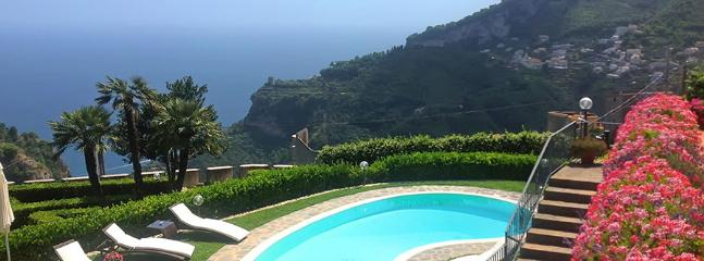 5 bedroom Villa in Scala, Ravello Area, Amalfi Coast, Italy : ref 2230323