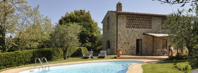 3 bedroom Villa in Gambassi Terme, Firenze Area, Tuscany, Italy : ref 2230388