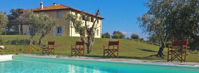 Collemezzano Italy Vacation Rentals - Villa