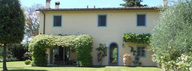 4 bedroom Villa in Montespertoli, Florence, Italy : ref 2258996