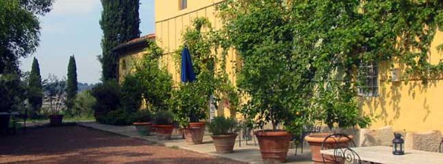 Collesalvetti Italy Vacation Rentals - Villa