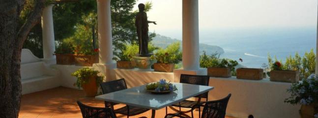 Island of Capri Italy Vacation Rentals - Villa