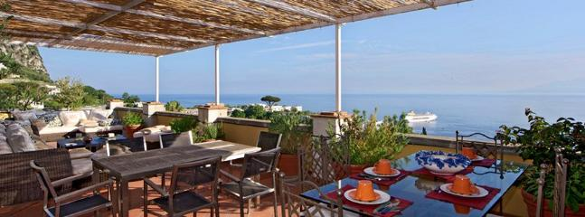 3 bedroom Villa in Capri, Amalfi Coast, Italy : ref 2307538