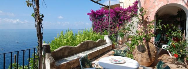 4 bedroom Villa in Positano, Positano, Amalfi Coast, Italy : ref 2230375