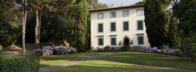 Monte San Quirico Italy Vacation Rentals - Villa