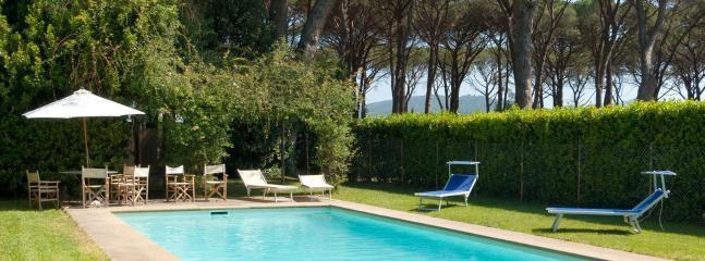 Braccagni Italy Vacation Rentals - Villa