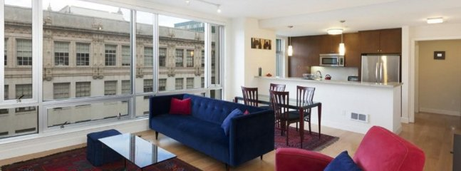 Furnished 2-Bedroom Apartment at Van Ness Ave & Hickory St San Francisco