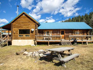 Red River New Mexico Vacation Rentals - Cabin